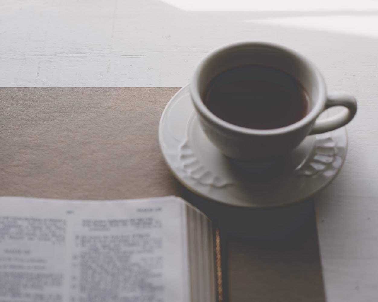 Burnt Coffee, Bitter Faith