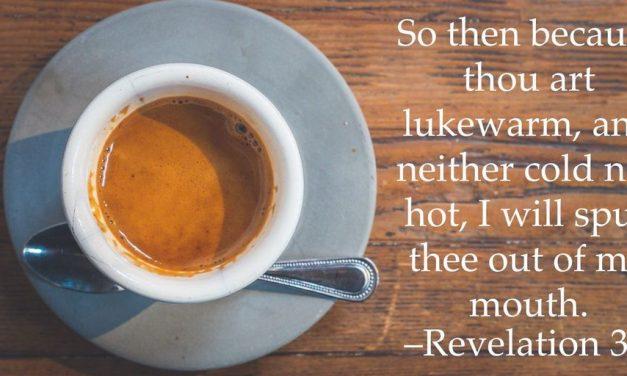 Lukewarm Coffee